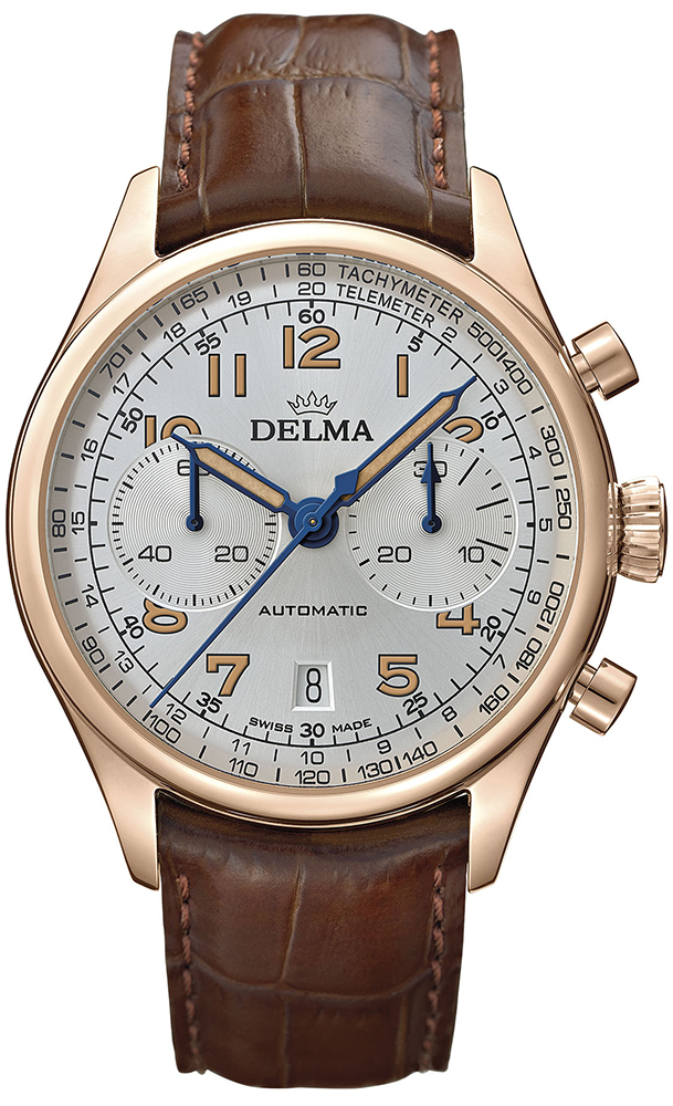 Delma 43601.730.6.062 - zegarek męski