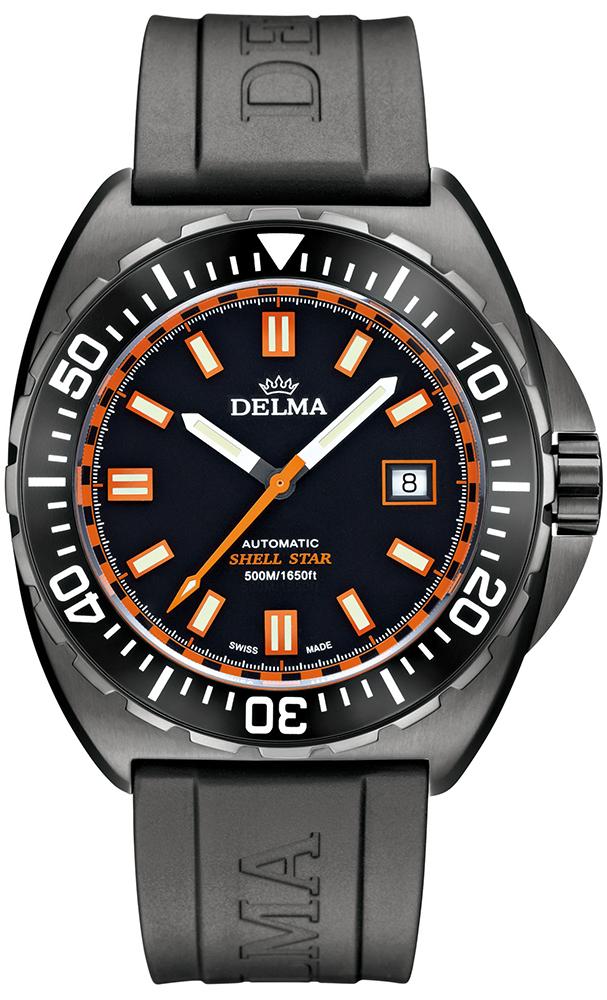 Delma 44501.670.6.031 - zegarek męski