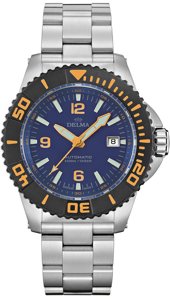 Delma 54701.700.6.044 - zegarek męski