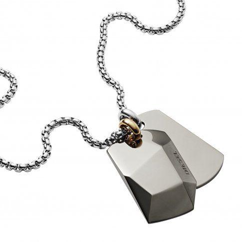 Diesel DX1143040 - biżuteria
