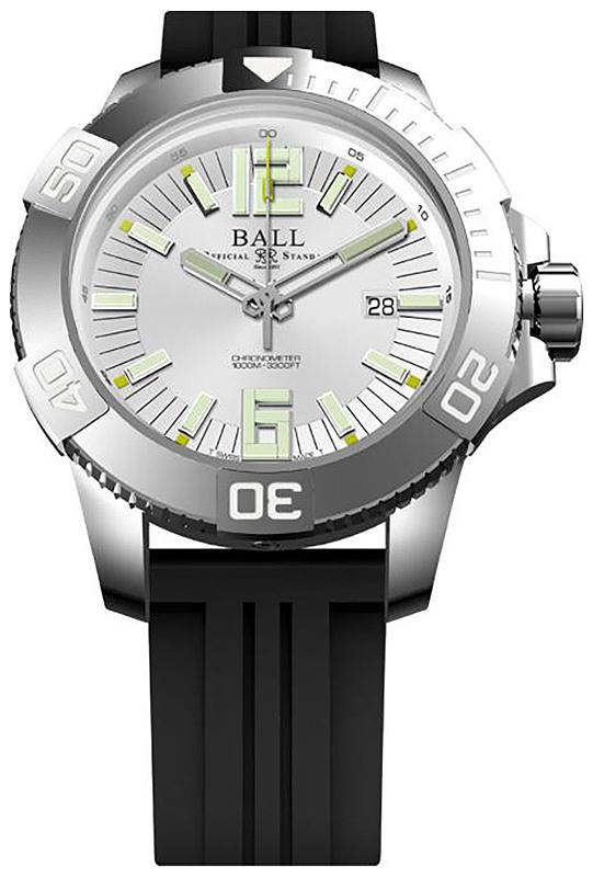 Ball DM3002A-PC-WH - zegarek męski