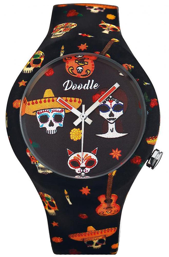 Doodle DOSK005 - zegarek unisex