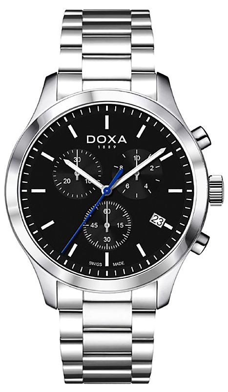 Doxa 165.10.101.10 - zegarek męski
