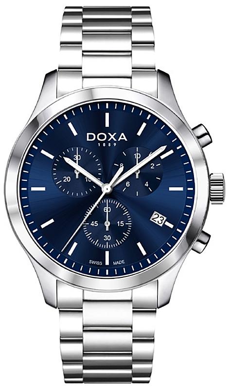 Doxa 165.10.201.10 - zegarek męski