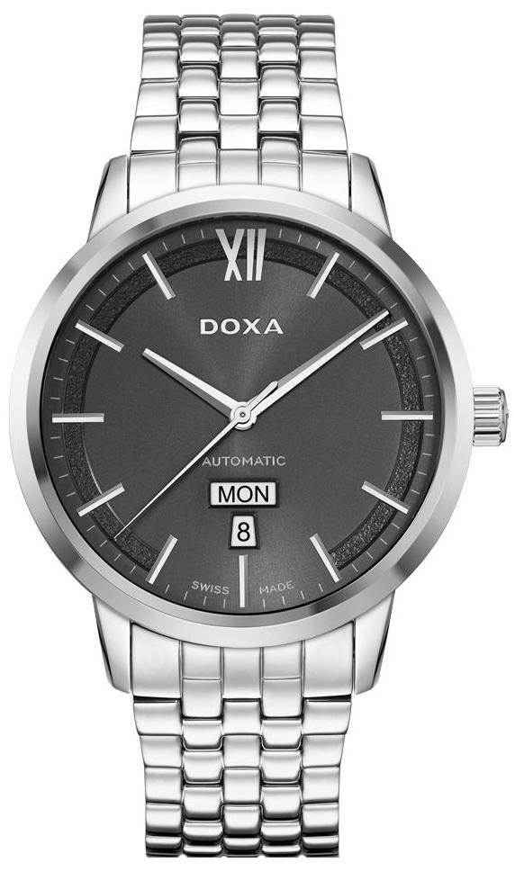 Doxa D206SGY - zegarek męski