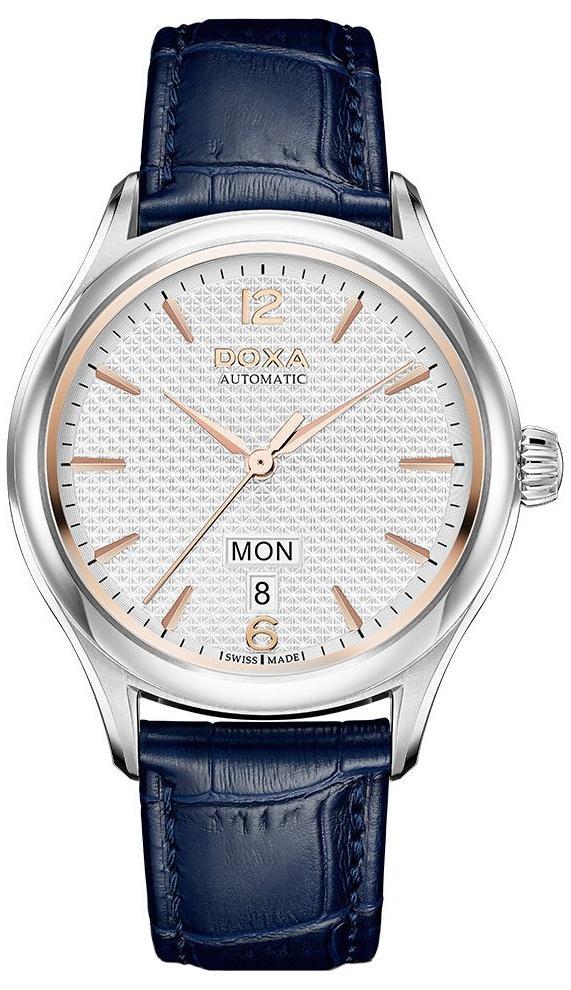 Doxa D216SWH - zegarek męski