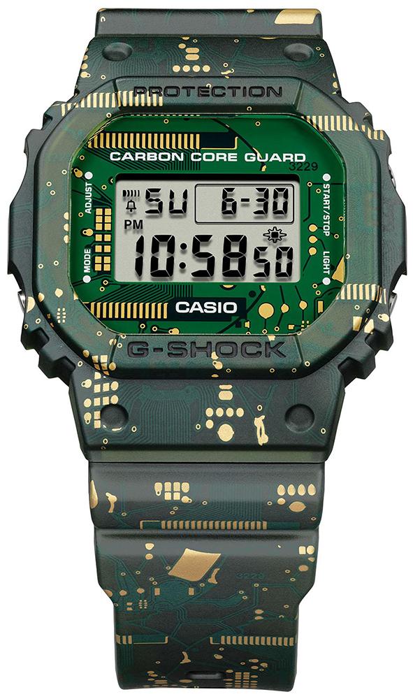 G-SHOCK DWE-5600CC-3ER - zegarek męski