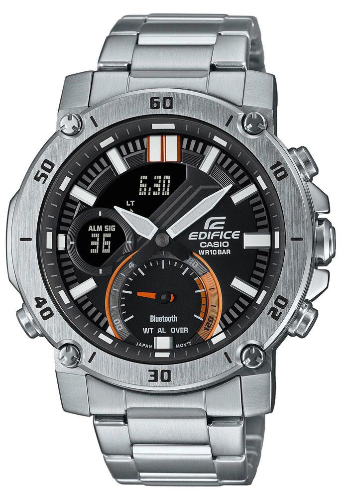 EDIFICE ECB-20D-1AEF - zegarek męski