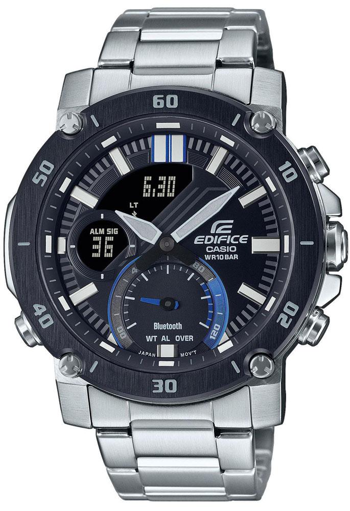 EDIFICE ECB-20DB-1AEF - zegarek męski