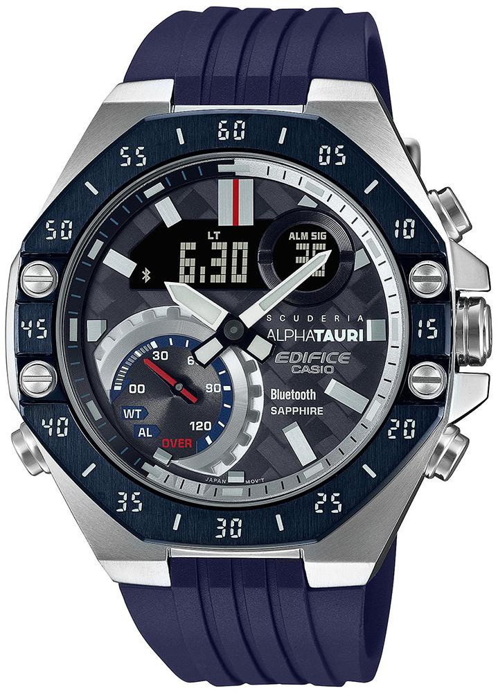 Casio EDIFICE ECB-10AT-1AER - zegarek męski
