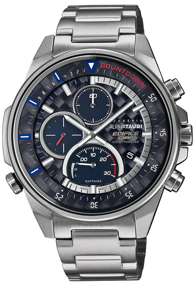 Casio EDIFICE EFS-S590AT-1AER - zegarek męski