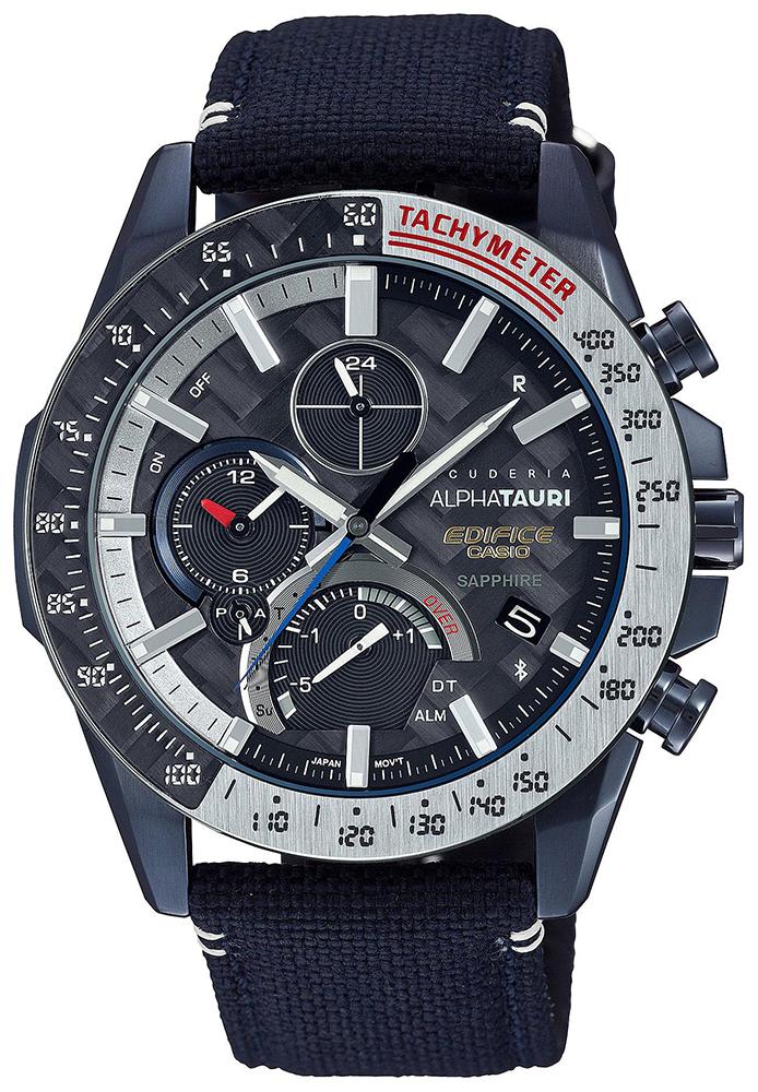 EDIFICE EQB-1000AT-1AER - zegarek męski