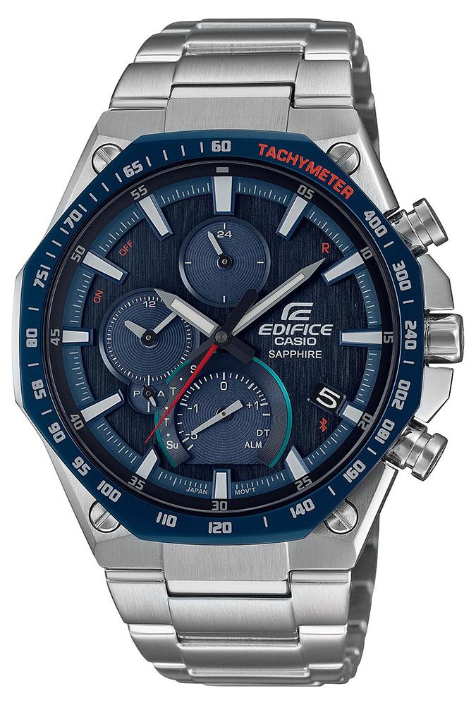 Casio EDIFICE EQB-1100XDB-2AER - zegarek męski