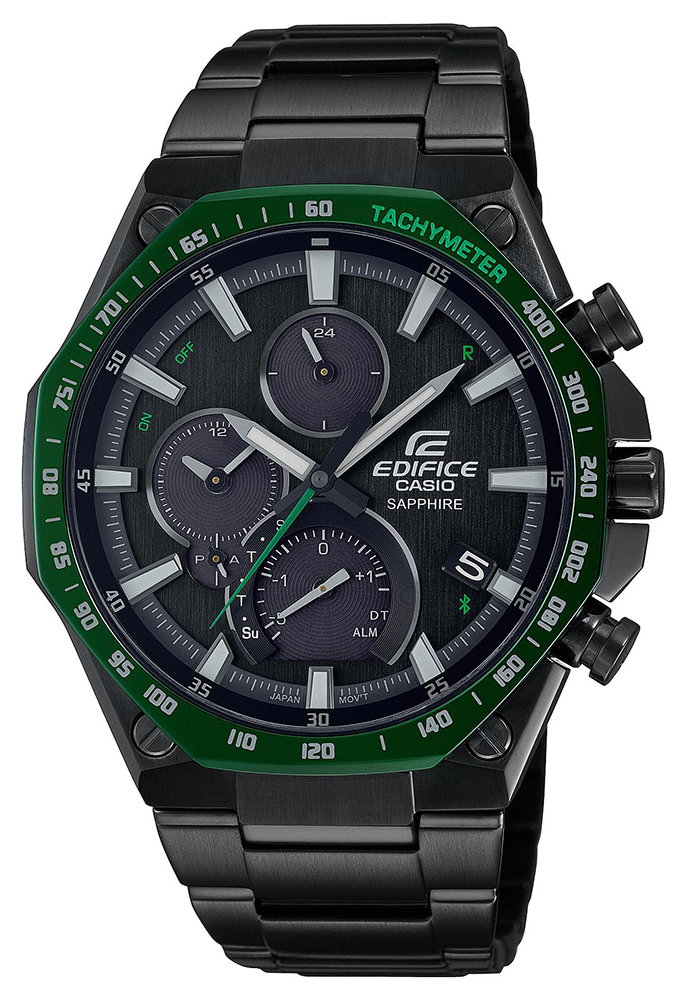 Casio EDIFICE EQB-1100XDC-1AER - zegarek męski