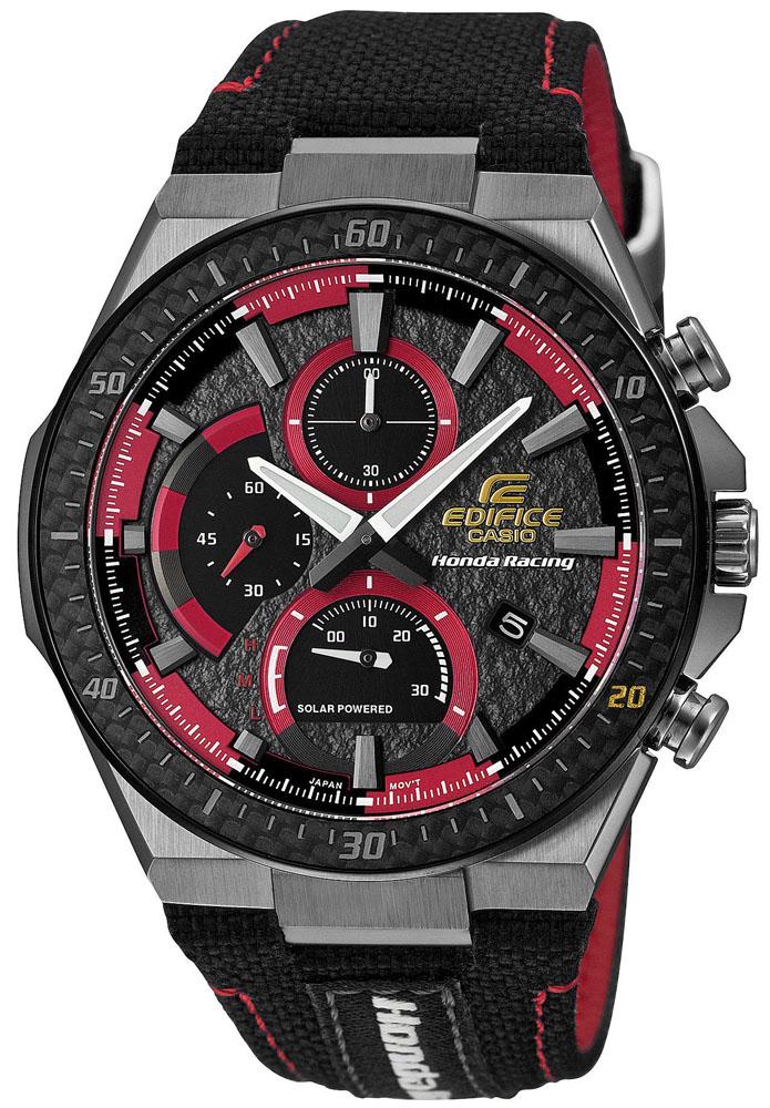 EDIFICE EFS-560HR-1AER - zegarek męski