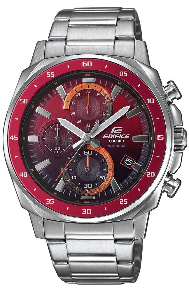 EDIFICE EFV-600D-4AVUEF - zegarek męski