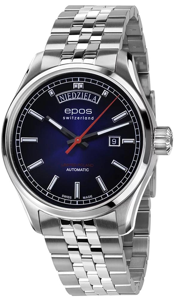 Epos 3501.142.90.96.20 - zegarek męski