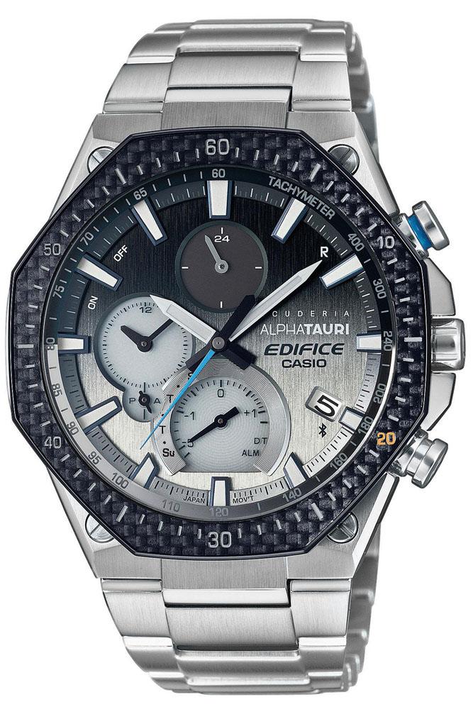 EDIFICE EQB-1100AT-2AER - zegarek męski