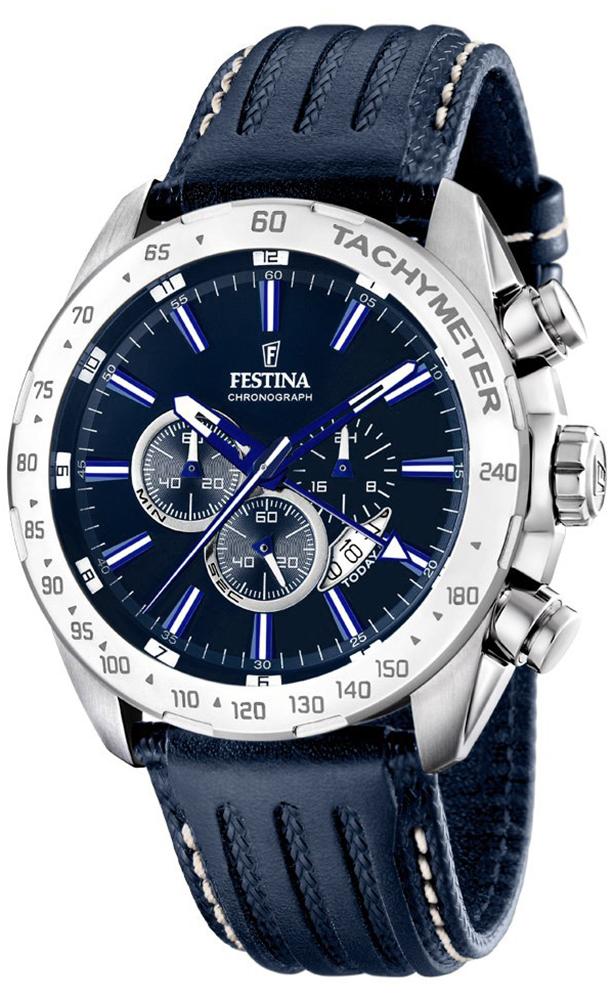 Festina F16489-B - zegarek męski