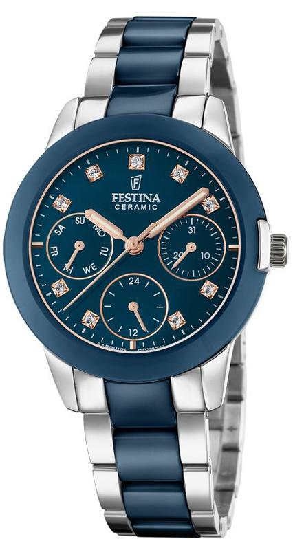 Festina F20497-2 - zegarek damski