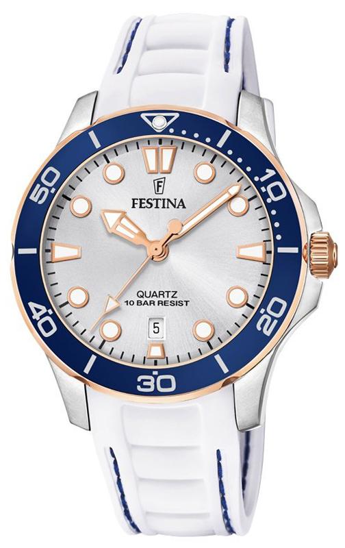 Festina F20502-1 - zegarek damski