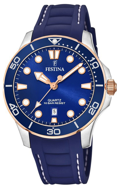 Festina F20502-2 - zegarek damski