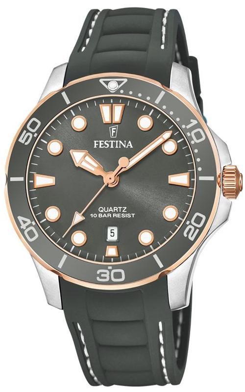 Festina F20502-5 - zegarek damski