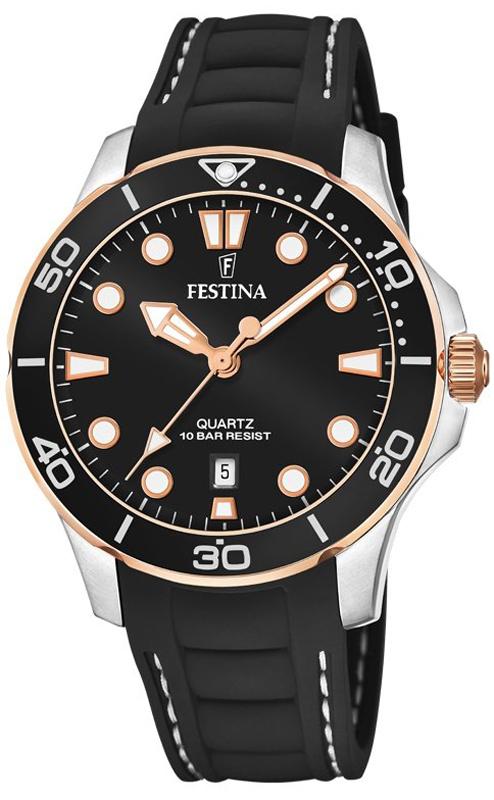 Festina F20502-6 - zegarek damski