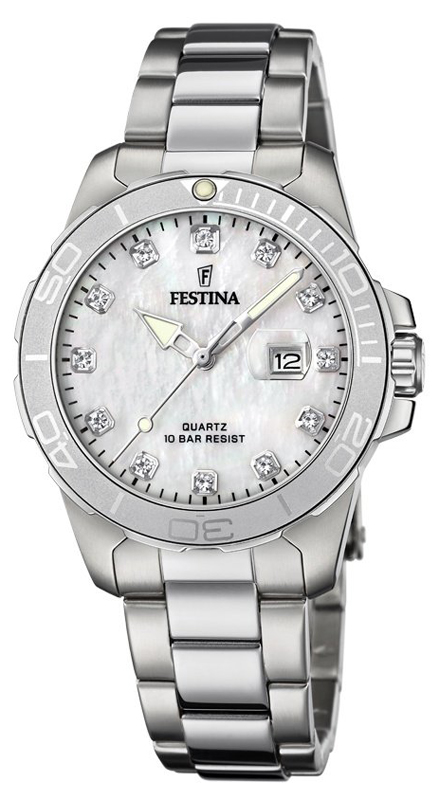 Festina F20503-1 - zegarek damski