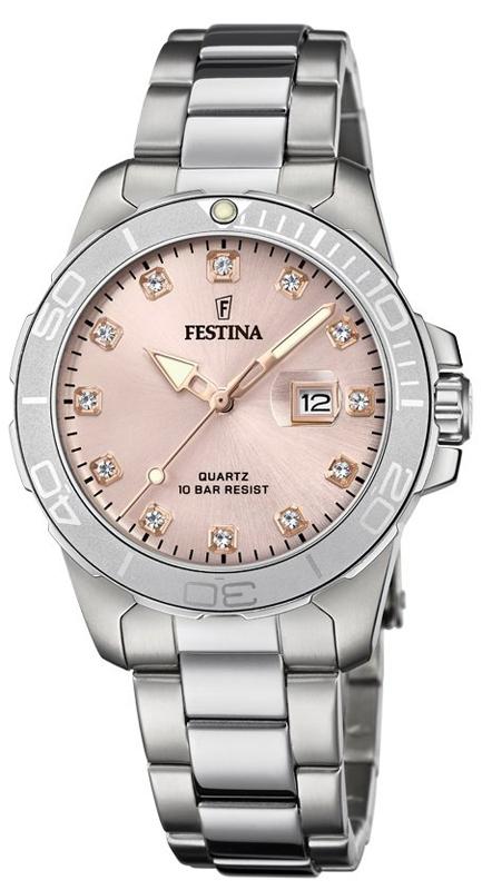 Festina F20503-2 - zegarek damski