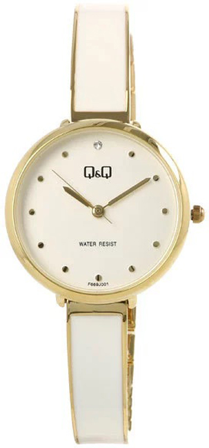 QQ F669-001 - zegarek damski