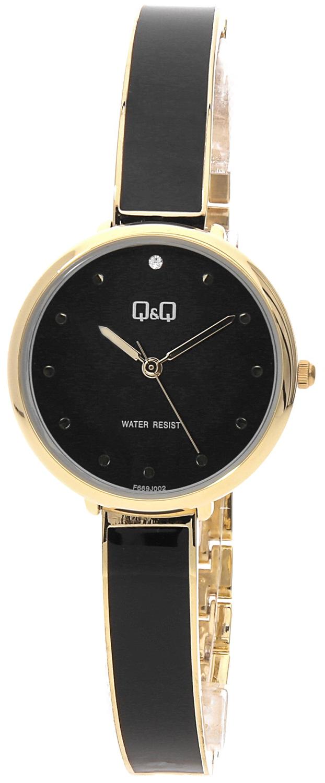 QQ F669-002 - zegarek damski