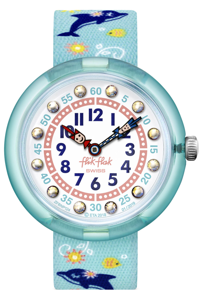 Flik Flak FBNP124 - zegarek dla dziewczynki