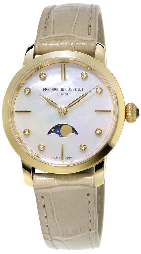 Frederique Constant FC-206MPWD1S5 - zegarek damski