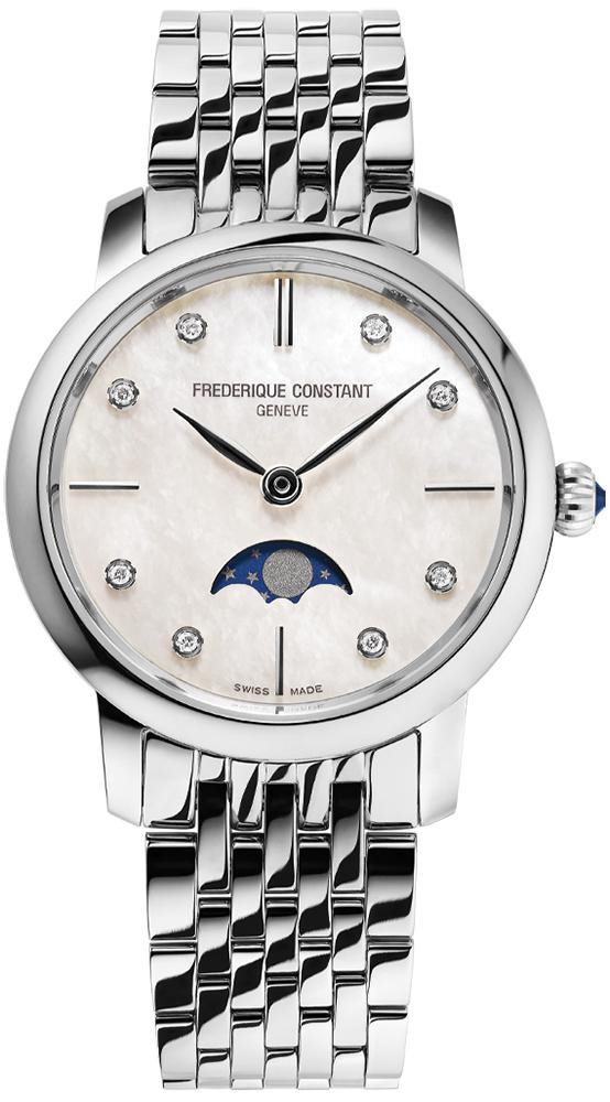 Frederique Constant FC-206MPWD1S6B - zegarek damski