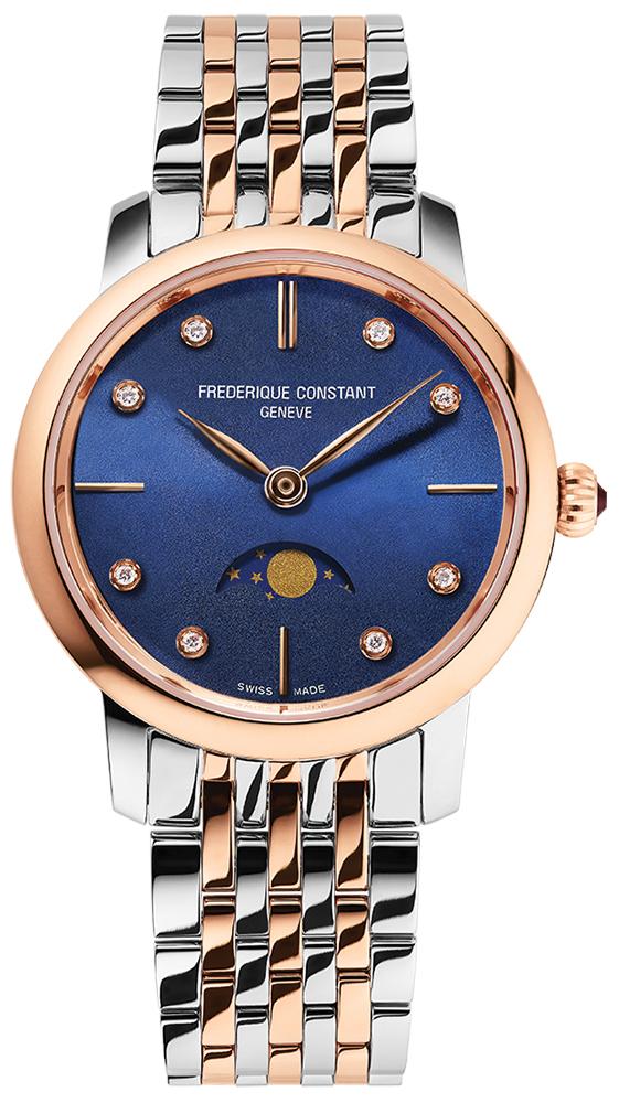Frederique Constant FC-206ND1S2B - zegarek damski