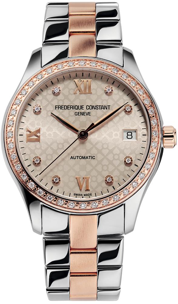 Frederique Constant FC-303LGD3BD2B - zegarek damski