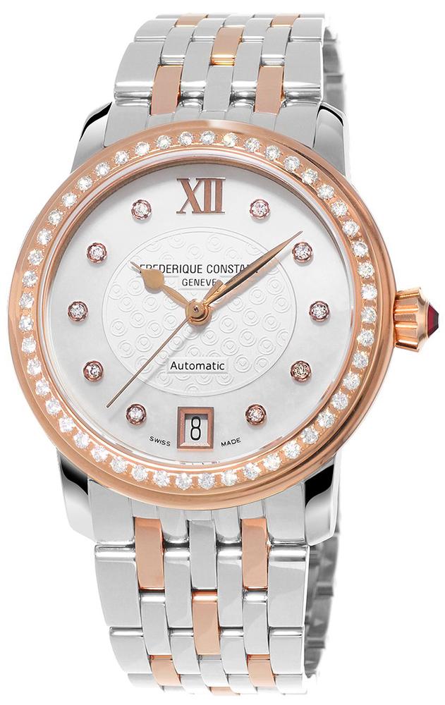 Frederique Constant FC-303WHF2PD2B3 - zegarek damski