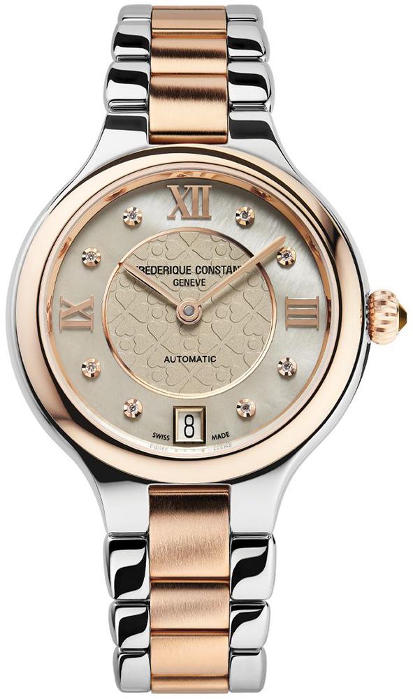 Frederique Constant FC-306LGHD3ER2B - zegarek damski