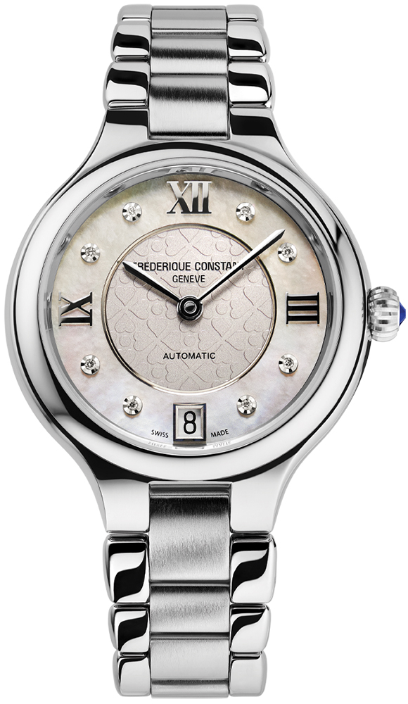 Frederique Constant FC-306LGHD3ER6B - zegarek damski