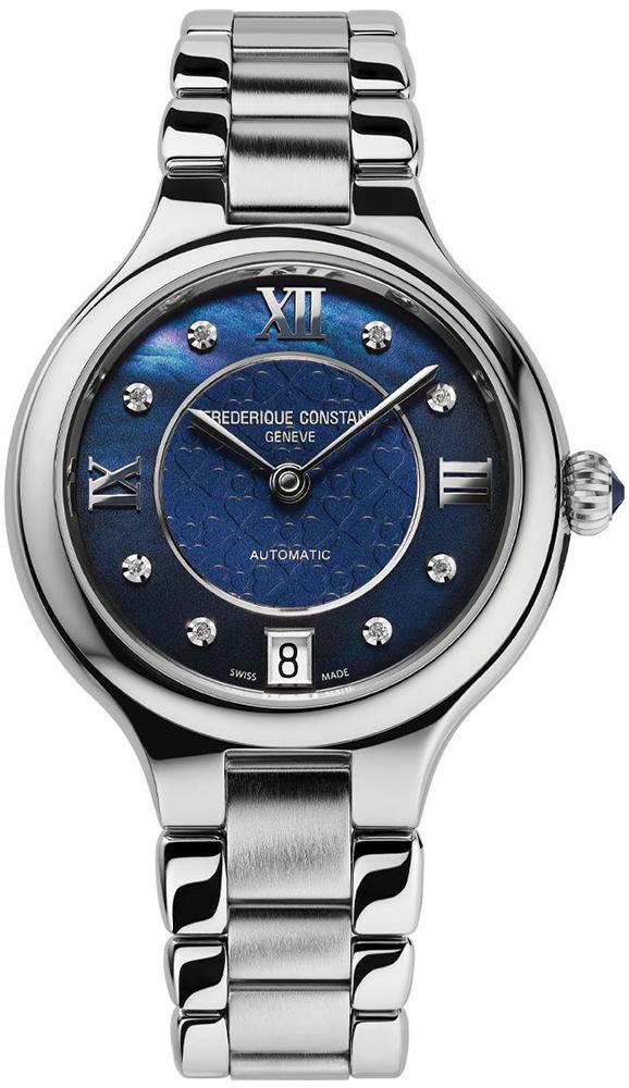 Frederique Constant FC-306NHD3ER6B - zegarek damski