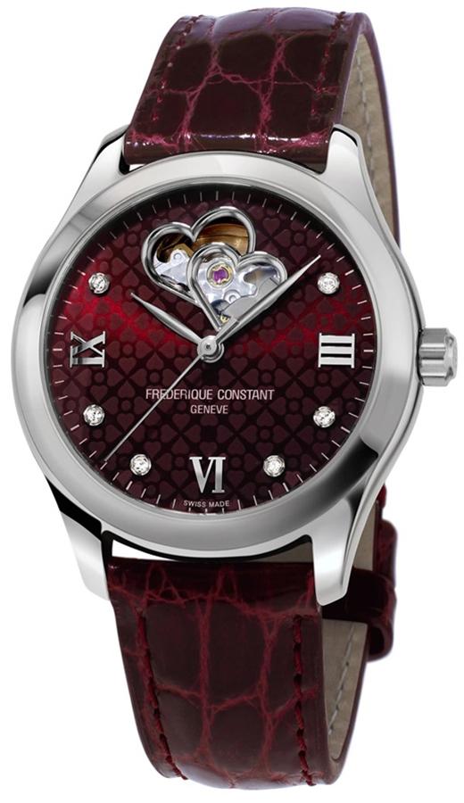 Frederique Constant FC-310BRGDHB3B6 - zegarek damski