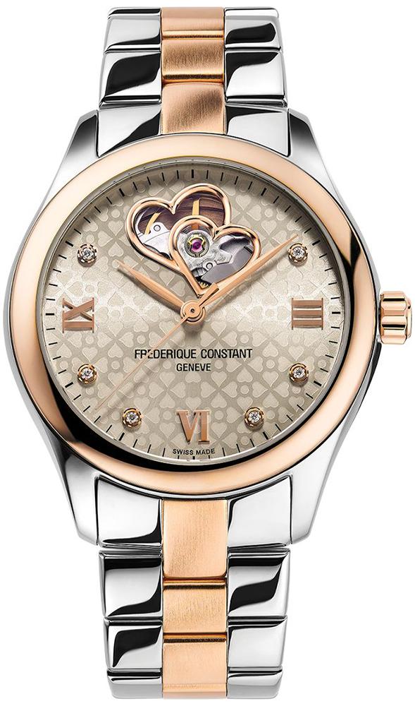 Frederique Constant FC-310LGDHB3B2B - zegarek damski