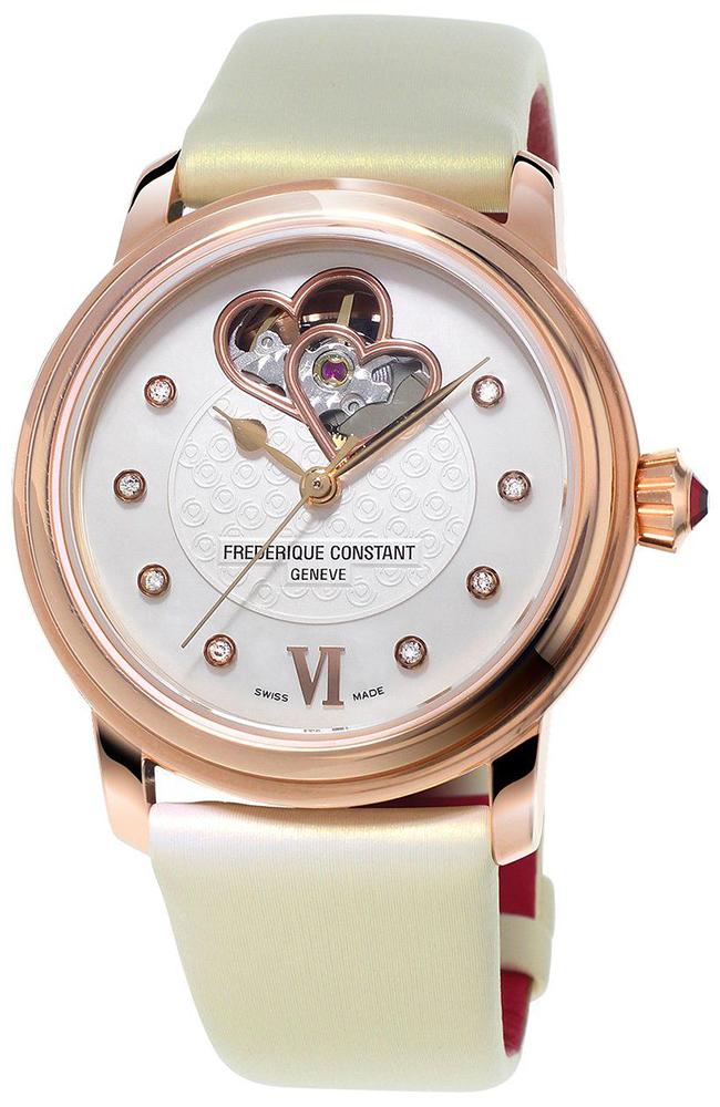 Frederique Constant FC-310WHF2P4 - zegarek damski