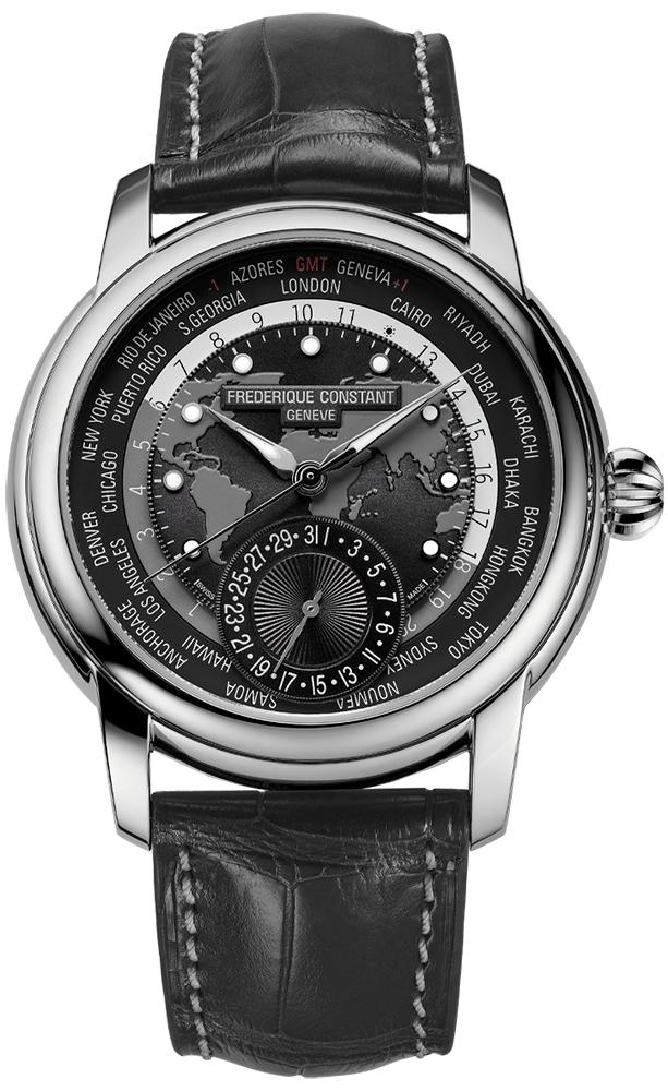 Frederique Constant FC-718DGWM4H6 - zegarek męski