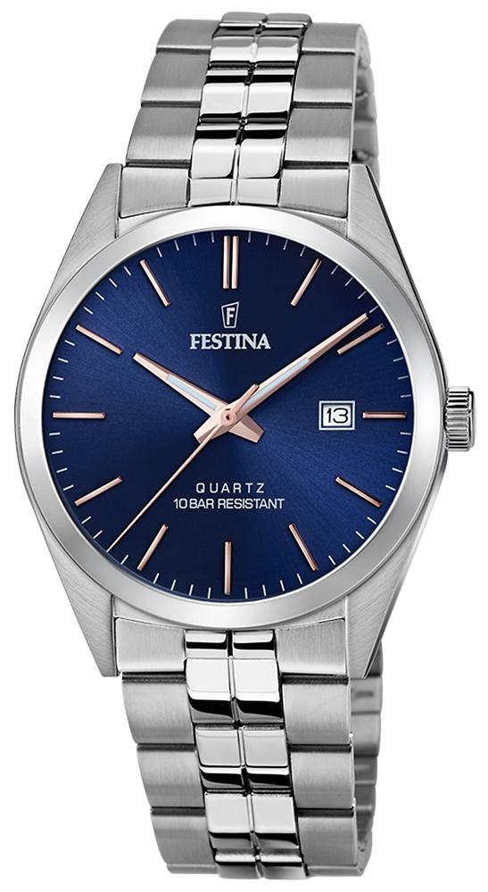 Festina F20437-B - zegarek męski