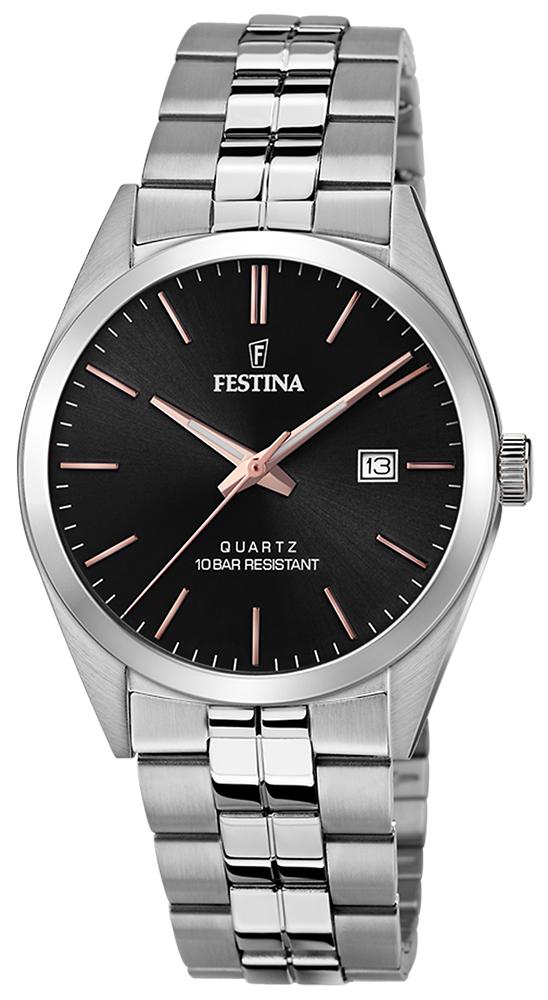 Festina F20437-C - zegarek męski