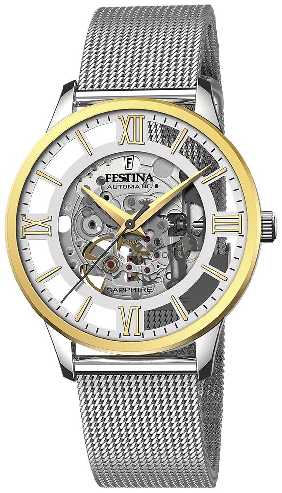 Festina F20537-1 - zegarek męski