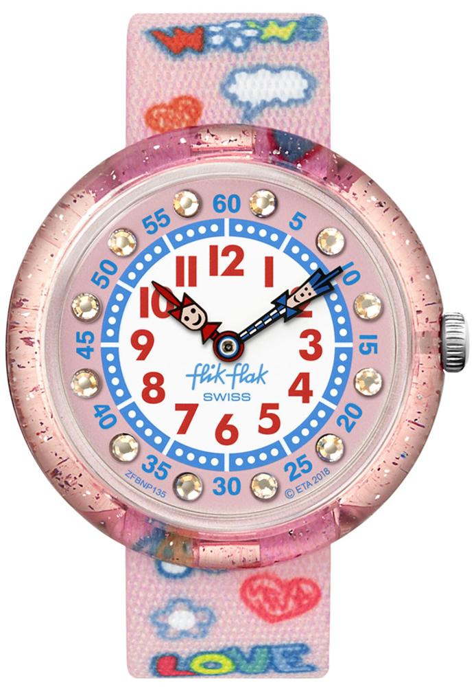Flik Flak FBNP135 - zegarek dla dziewczynki