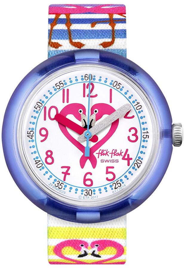 Flik Flak FPNP029 - zegarek dla dziewczynki